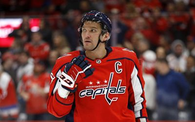 """Ovechkin on the removal of Russia from the Olympics: """"Sad news"""" (The Washington Post, USA)"""