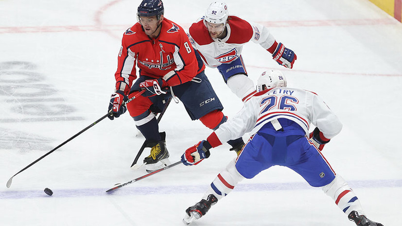 Montreal goalkeeper: I helped Ovechkin not to abandon the 700th puck in the NHL