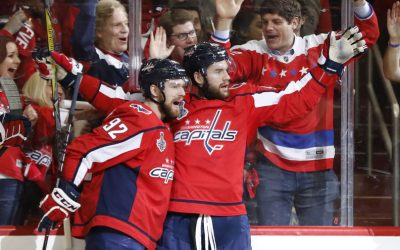 """Forward of """"Washington"""" had a fight with the player of """"Boston"""" who was bullying Ovechkin"""